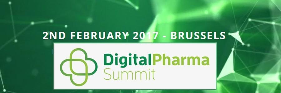 Markenbild Digital Pharma Summit 2017